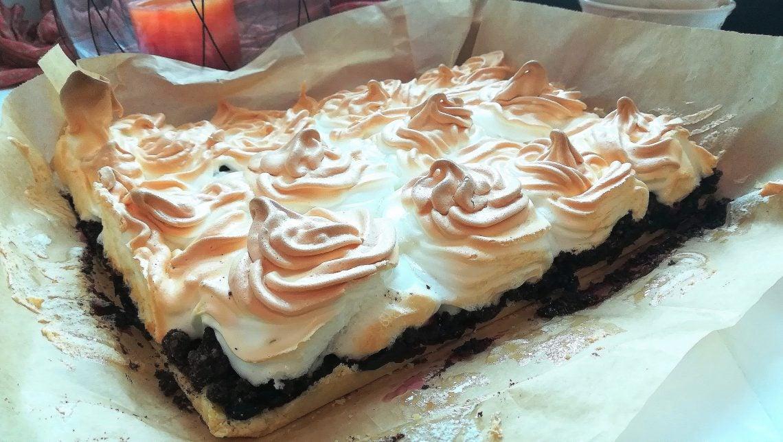 ciasto z bezą
