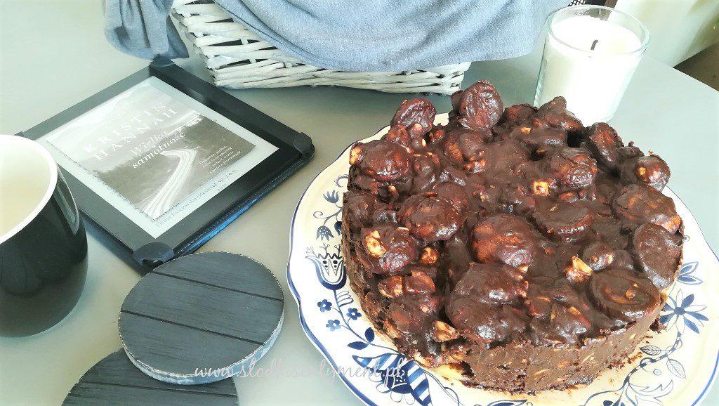 """""""Wielka samotność"""" i mrożone ciasto czekoladowe"""