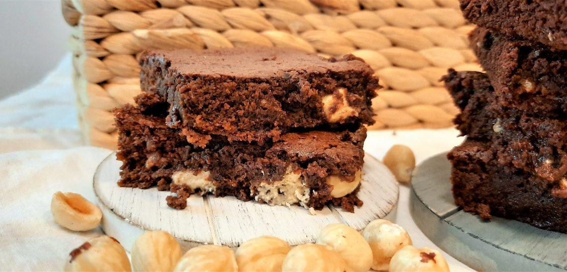 Brownie z dynią